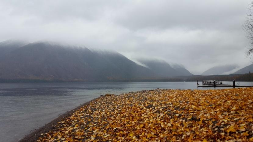 Lake McDonald, West entrance Glacier National Parkteaser