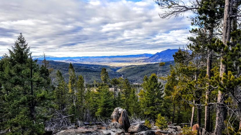 Butte Hike: Thompson Park, Pipestone Trailhead / ContinentalDivide