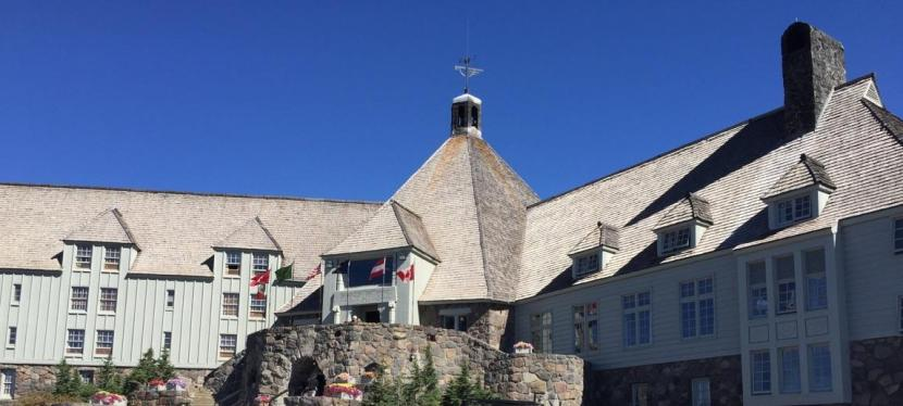 From Paradise Loop to a Slice of Heaven: Timberline Lodge, Mt. Hood, Oregon
