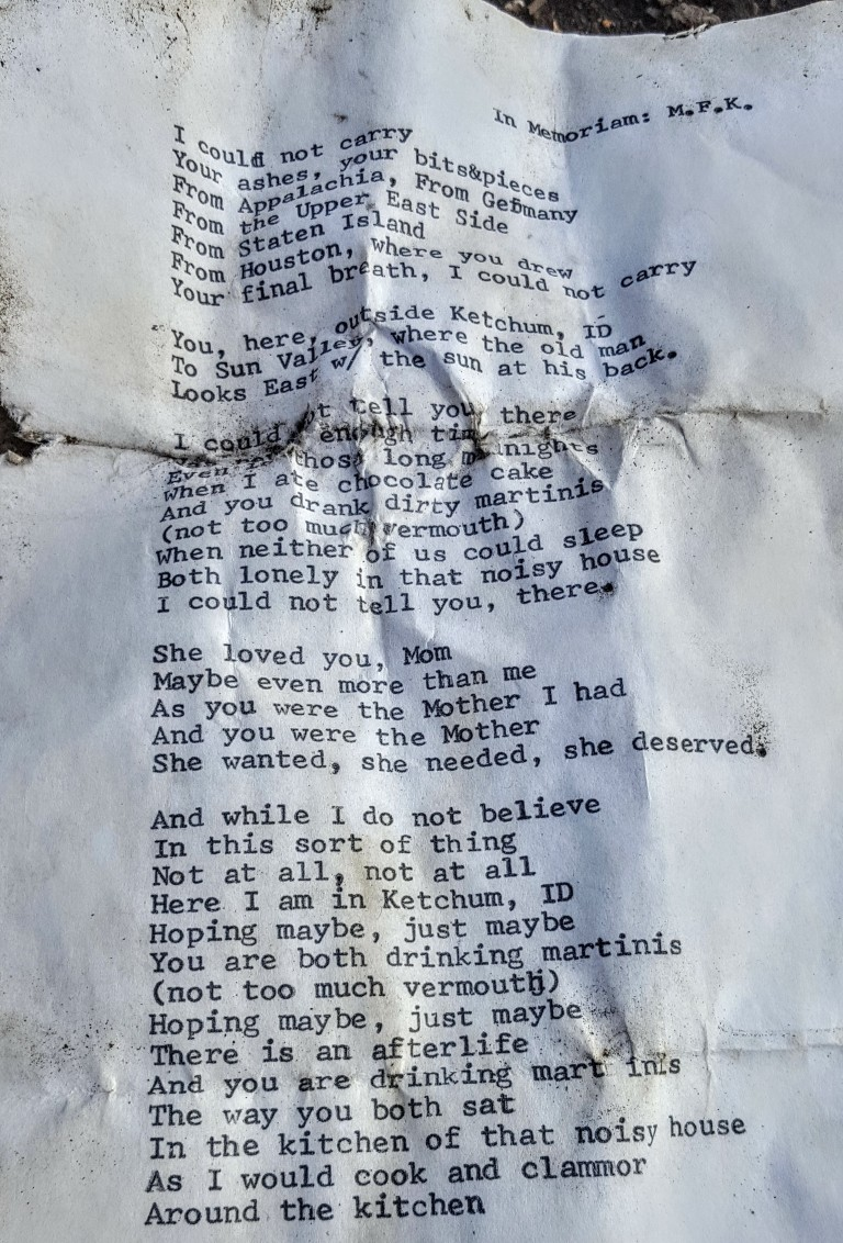 hemingway-memorial-poem-found