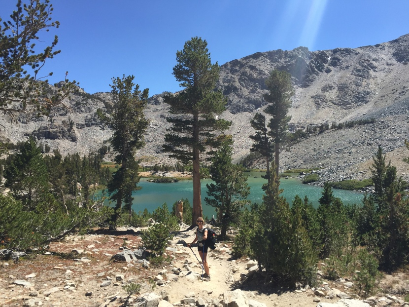 Magnificent Mammoth Lakes' Duck Lake Trail, John MuirWilderness