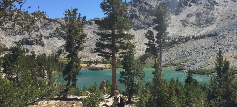 Magnificent Mammoth Lakes' Duck Lake Trail, John Muir Wilderness