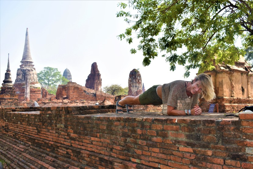 Ayutthaya is for the bats