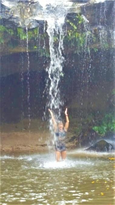 L waterfall 2