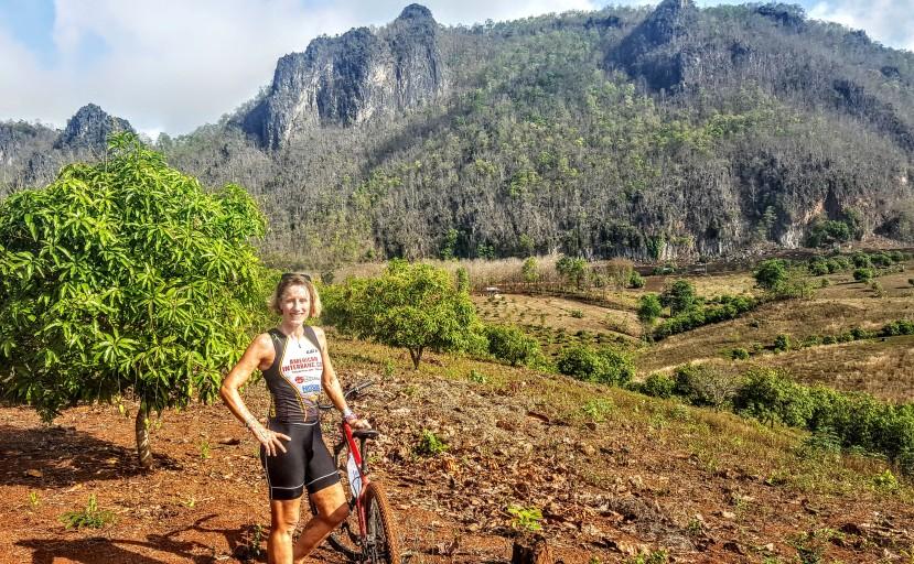 Mt. Bike Chiang Mai to Chang Rai Part1