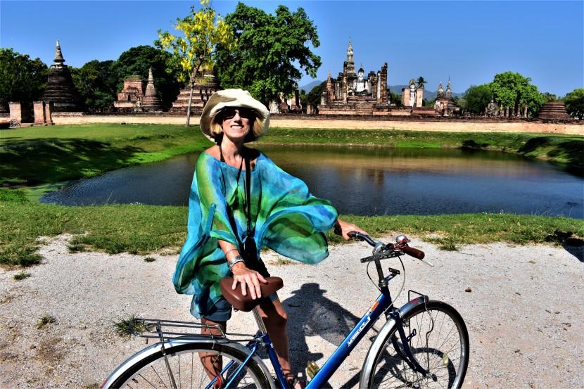Exploring Sukhothai HistoricalPark