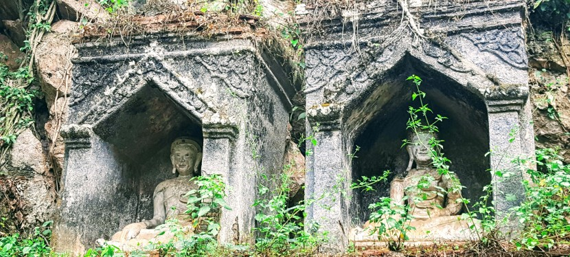 Photo Post 5: Chiang Dao's ancient ruins and temples