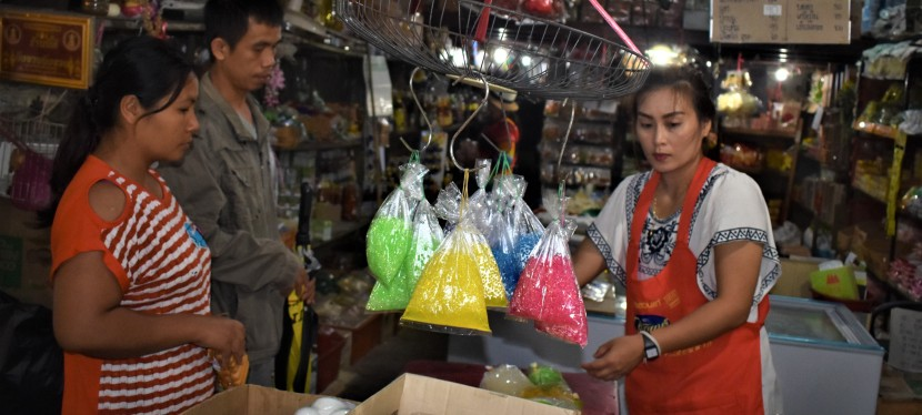 Photo Post 3: Local Market, Chiang Mai area (Warning: may be too visceral for someviewers.)