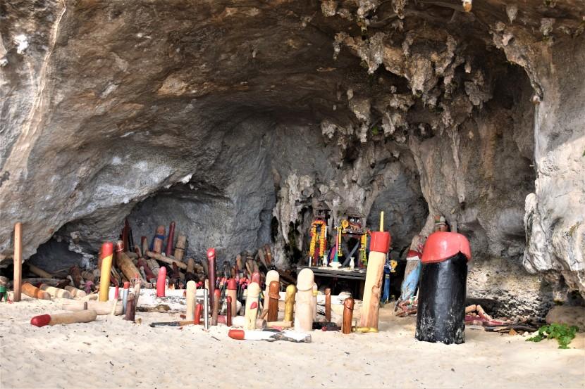 Phra Nang (Princess) Cave,Railay