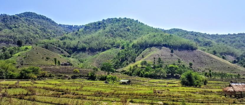 3 Day Mt. Bike Adventure. Part 3: Chiang Mai to ChiangRai.