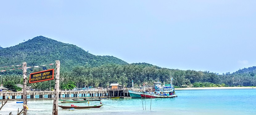 Koh Phangan: Take a Walk on the Wild Side