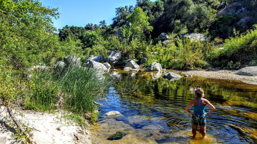 Free Flowing in Fallbrook: Santa Margarita RiverTrail
