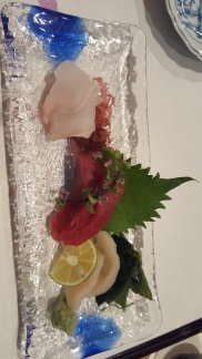 Magnificent maguro & yellowtail