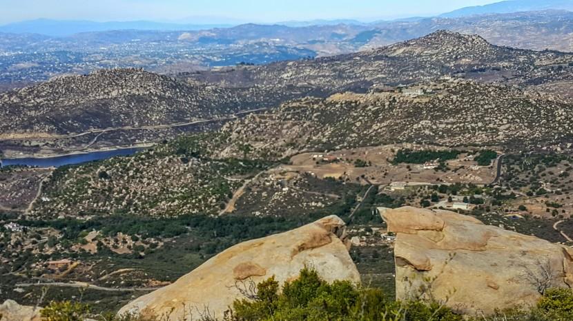Mt. Woodson / Potato Chip Rock Hike, Poway,CA