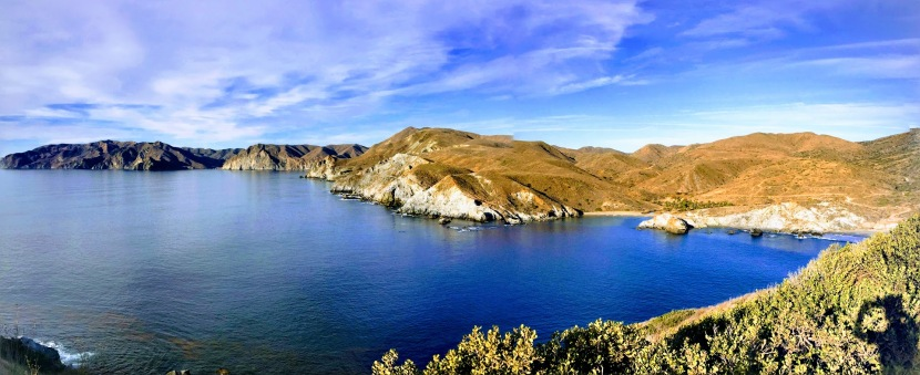 Avalon to Two Harbors: Catalina MTB Adventure, Part1
