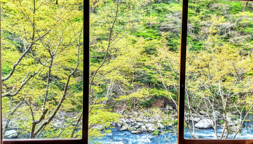 Top Pick:  Fukuzumiro Ryokan             Traditional Culture & Zen Views