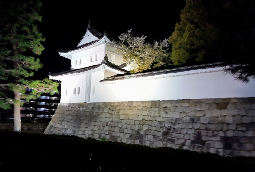 Nijo Castle, Kyoto: A magical, historical site to see, especially at night during the Sakura Festival