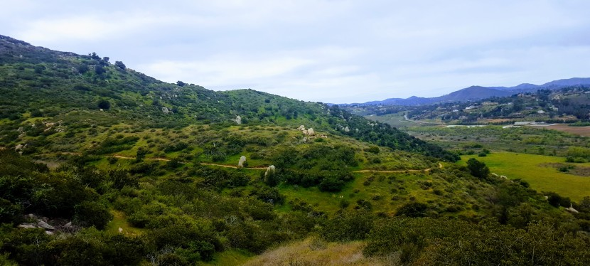 Rediscovering  the San Pasqual Valley via MTB along the Coast To Crest & Raptor Ridge Trails