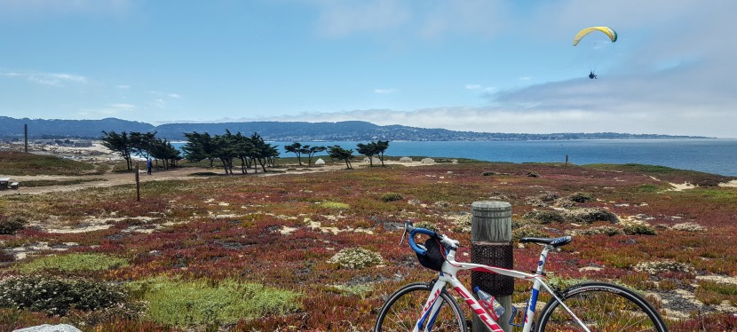 1 Day. 2 Epic Bike Rides: Monterey Bay's Coastal Recreational Trail & Pebble Beach's 17-Miler