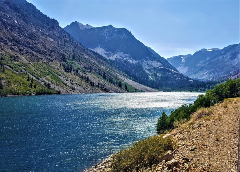 Exploring the Lovely Lundy Lake Trail, Hoover Wilderness, Inyo National Forest