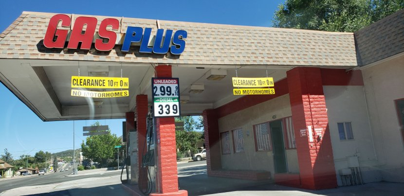 For Prescott Hospitality at Its Best: Stop in at Gas Plus and Let Betty Fill Your Tank