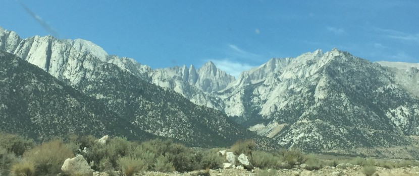 Mt. Whitney: Deja Vu: Repeat hiking the highest peak in the Continental US (24 years later)