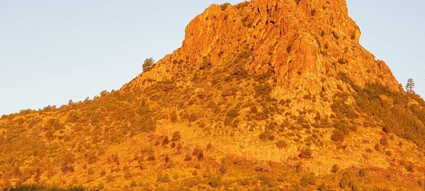 Thumbs up for the Thumb Butte Loop Trail #33, Prescott,AZ