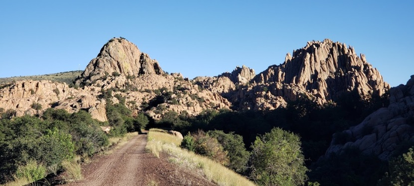 From Prescott Valley To Prescott: Mountain Biking the Iron King and Peavine Trails