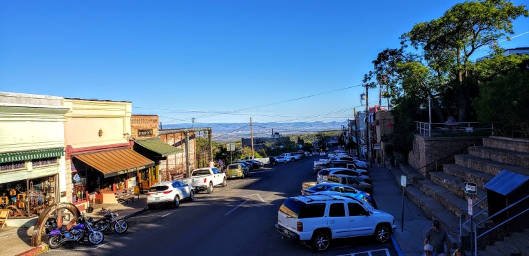 Downtown Jerome 2