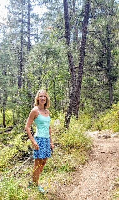 L on the trail aspen creek