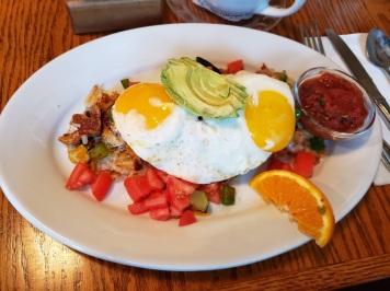 breakfast p a