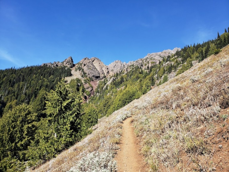 switchback trail