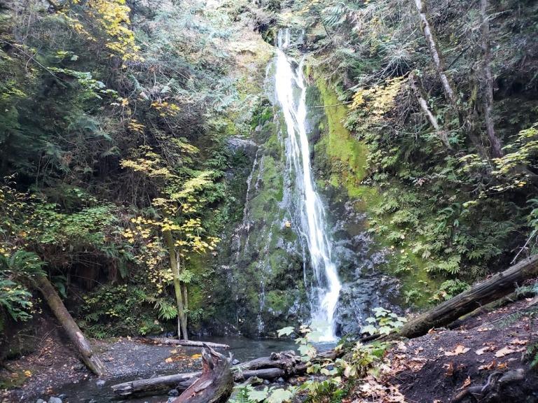 Madison Creek Falls Elwah River