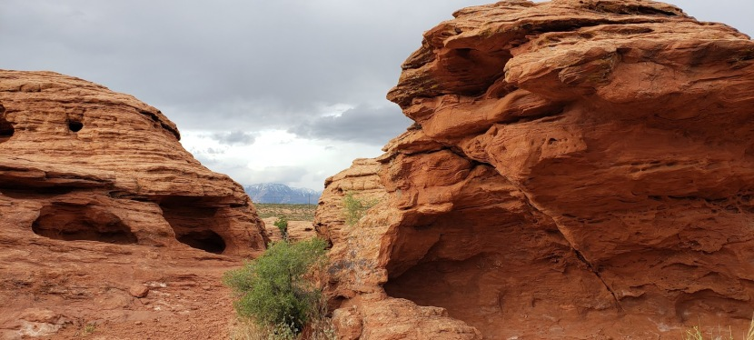 Red Cliffs Desert Reserve, St. George, UT