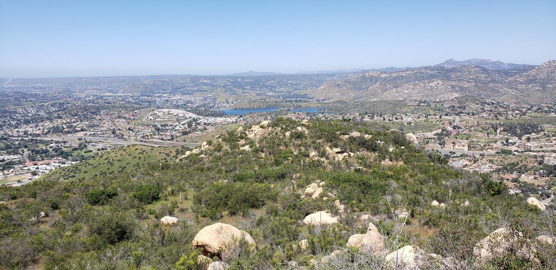 views from flinn