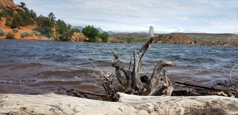 Gunlock Reservoir