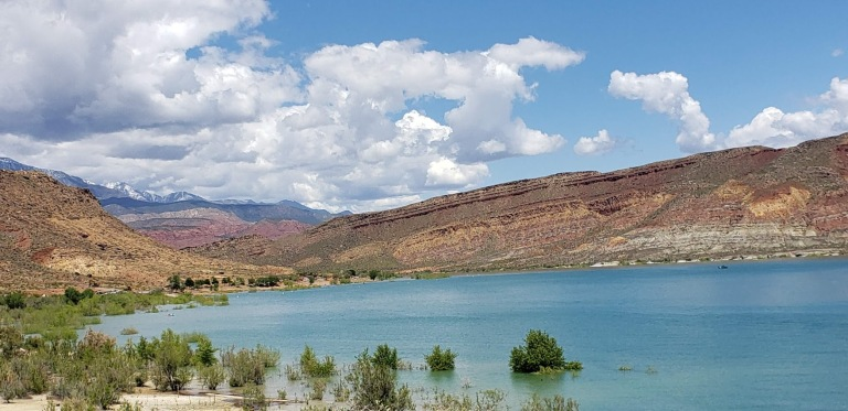 Quail lake 2