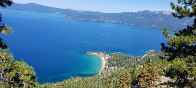 Lake Tahoe's Flume Trail–Simply Epic