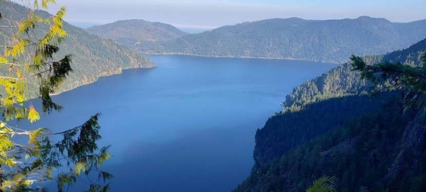 Storm King: Short, steep, sweet trail with sweeping views of LakeCrescent