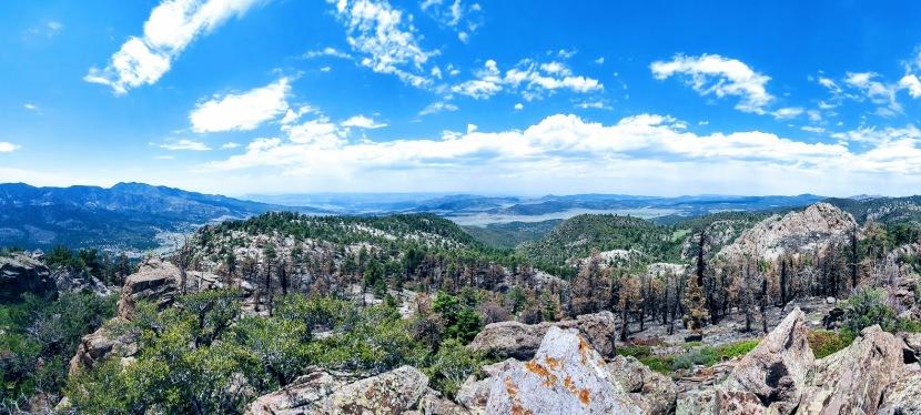 Gardner Peak Trail Is Quite Grand, Pine ValleyUT
