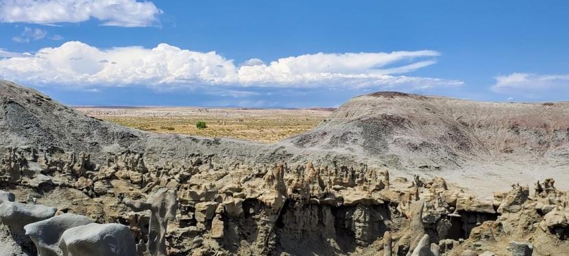 Otherworldly Fantasy Canyon, a roadside geologicalwonderland