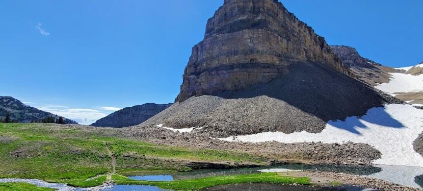 Summiting Magnificent Mount Timpanogos: Waterfalls, Wildflowers, Wildlife, & Wild Views—Ohmy!